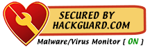 HackRepair.com | Malware Virus Monitor is On
