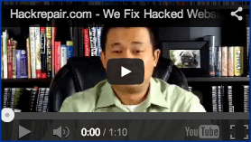 video testimonial for hackrepair.com