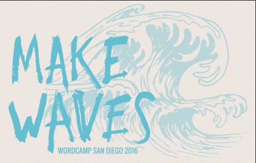 WordCamp San Diego 2016 -