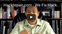Hackrepair.com - We Fix Hacked Websites | Hackrepair.com Customer Testimonial